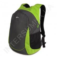 городской рюкзак EBOX 77215_green водонепроницаемый