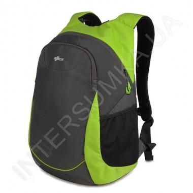 Заказать городской рюкзак EBOX 77215_green водонепроницаемый в Intersumka.ua