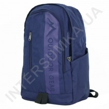 рюкзак міський Outdoor Gear 6901 синій