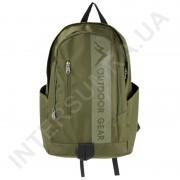 городской рюкзак Outdoor Gear 6901 хаки