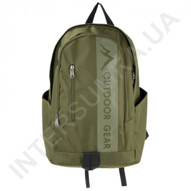 Заказать городской рюкзак Outdoor Gear 6901 хаки в Intersumka.ua