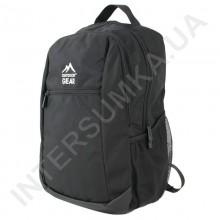 городской рюкзак Outdoor Gear 7224 чёрный