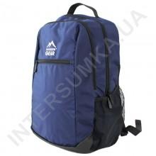 городской рюкзак Outdoor Gear 7224 синий