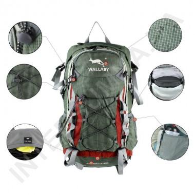 Заказать рюкзак велосипедный Wallaby M514 (40 литров) в Intersumka.ua