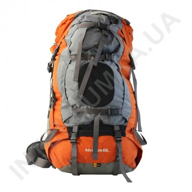 Заказать Рюкзак туристический 65 литров Wallaby E490, нейлон + CORDURA