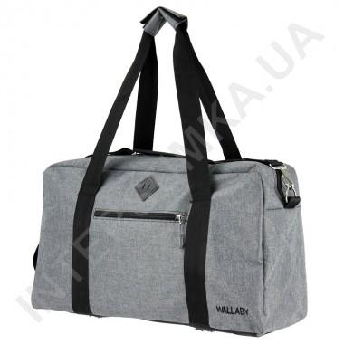 Заказать сумка дорожная Wallaby 2550 серая в Intersumka.ua