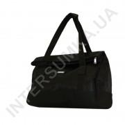 Купить сумка-саквояж Wallaby 44751 черные астры