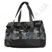 Купить сумка-саквояж Wallaby 44751 серые листья