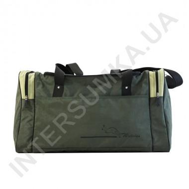 Заказать сумка спортивная Wallaby 437 хаки со вставками цвета оливка в Intersumka.ua
