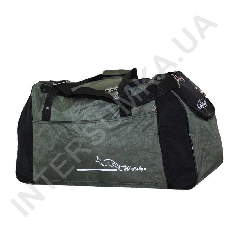 ... Купить сумка спортивна Wallaby 447 хакі з чорними вставками ... 41c4ca49cb1f7