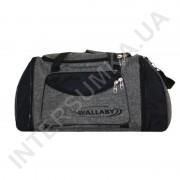 Купить сумка спортивная с расширением Wallaby 475 хаки с черными вставками