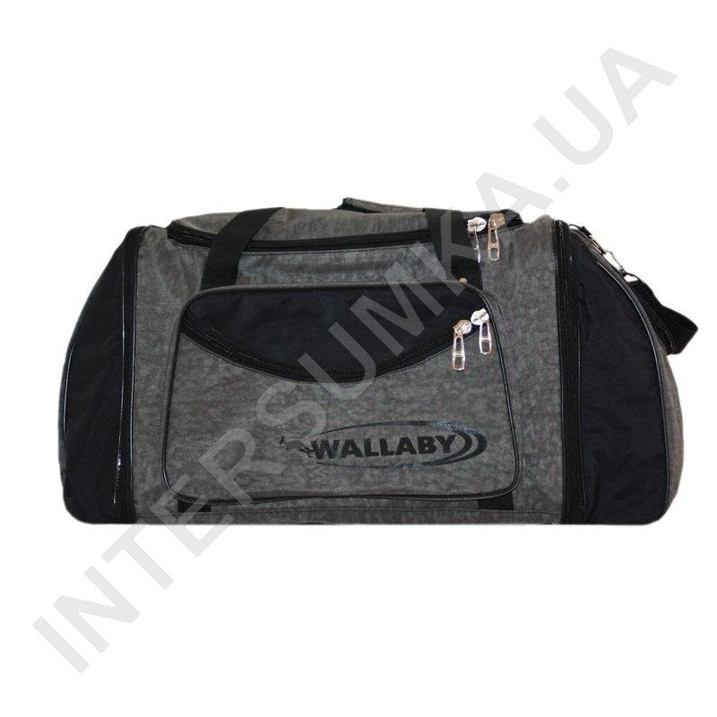 Заказать сумка спортивна з розширенням Wallaby 475 хакі з чорними вставками 32e866ced75f0