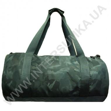 Заказать сумка для тренировок круглая Wallaby 214 серая в Intersumka.ua