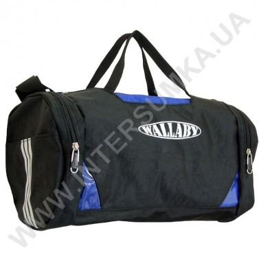Заказать сумка спортивная Wallaby 216 черно-синий