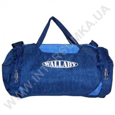 Заказать сумка спортивная Wallaby 216 сине-голубая
