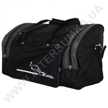 Заказать сумка спортивная Wallaby 271 чёрно-хаки в форме хлебницы в Intersumka.ua