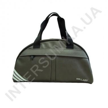 Заказать сумка дорожно-спортивная Wallaby 313 таупе, накатка три полосы в Intersumka.ua