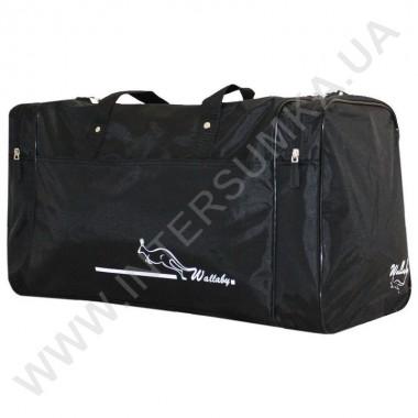 Заказать сумка спортивная Wallaby 340 черная в Intersumka.ua