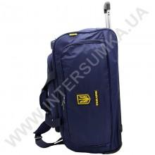 сумка на колесах дорожньо-спортивна Україна A101