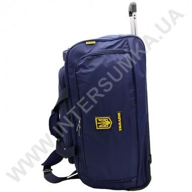 Заказать сумка на колесах дорожно-спортивная Украина A101