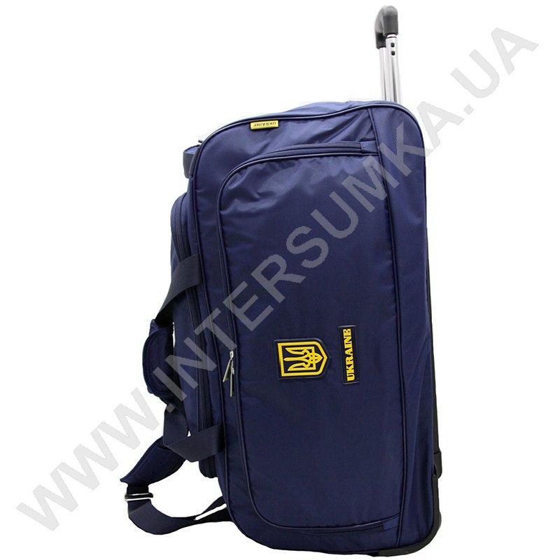 Купити дорожню сумку на колесах з національною символікою України ... eb3e1e06c1df4