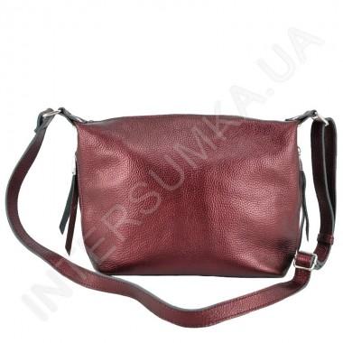 Заказать Сумка женская из натуральной кожи borsacomoda 809016 в Intersumka.ua