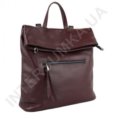 Заказать Женский рюкзак из натуральной кожи Borsacomoda 817010 в Intersumka.ua
