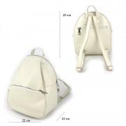 Женский рюкзак из натуральной кожи Borsacomoda 814027