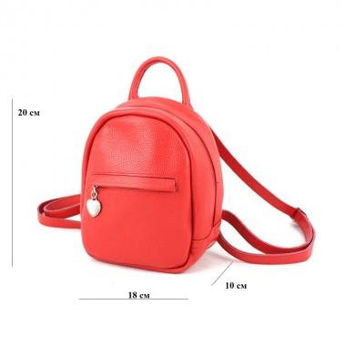 Заказать Женский рюкзак из натуральной кожи Borsacomoda 835031 в Intersumka.ua
