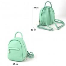 Жіночий рюкзак з натуральної шкіри Borsacomoda 835032