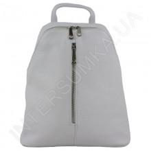 Женский рюкзак из натуральной кожи Borsacomoda 841030