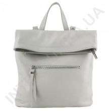 Женский рюкзак из натуральной кожи Borsacomoda 817026