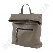 Женский рюкзак из натуральной кожи Borsacomoda 817035