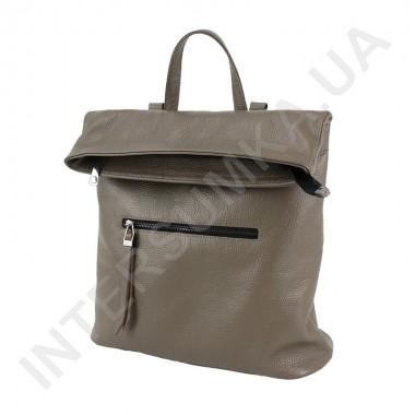 Заказать Женский рюкзак из натуральной кожи Borsacomoda 817035 в Intersumka.ua