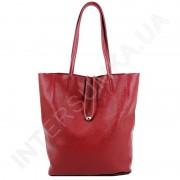 Женская сумка - ШОППЕР из натуральной кожи borsacomoda 845022