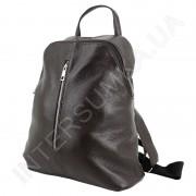 Женский рюкзак из натуральной кожи Borsacomoda 841034
