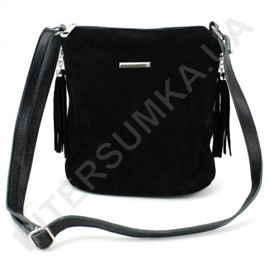 Заказать Сумка женская из натуральной замши и кожи borsacomoda 87802302 в Intersumka.ua