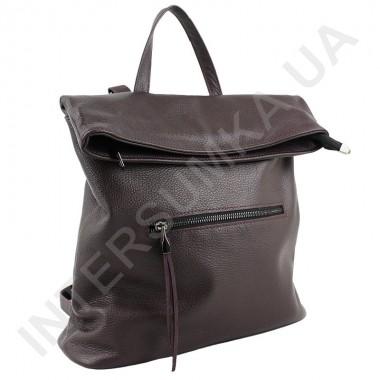 Заказать Женский рюкзак из натуральной кожи Borsacomoda 817015 в Intersumka.ua