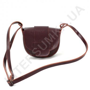 Заказать Кроссбоди сумка из натуральной кожи borsacomoda 894040 в Intersumka.ua