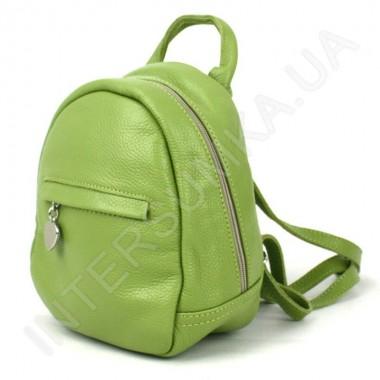 Заказать Женский рюкзак из натуральной кожи Borsacomoda 835017 в Intersumka.ua