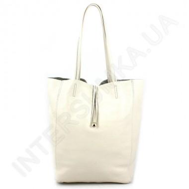 Заказать Женская сумка - ШОППЕР из натуральной кожи borsacomoda 845027 в Intersumka.ua