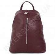 Женский рюкзак из натуральной кожи Borsacomoda 841010