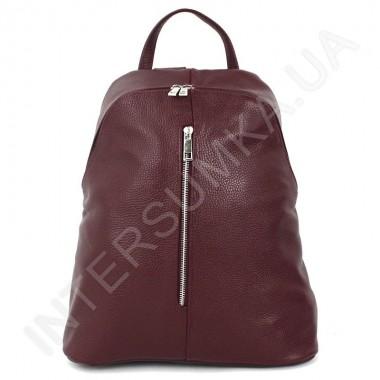 Заказать Женский рюкзак из натуральной кожи Borsacomoda 841010 в Intersumka.ua