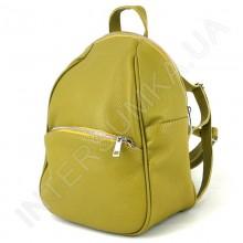 Женский рюкзак из натуральной кожи Borsacomoda 814015