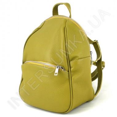 Заказать Женский рюкзак из натуральной кожи Borsacomoda 814015 в Intersumka.ua