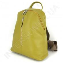 Женский рюкзак из натуральной кожи Borsacomoda 841015