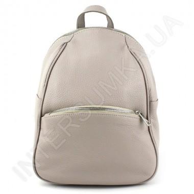 Заказать Женский рюкзак из натуральной кожи Borsacomoda 814019 в Intersumka.ua