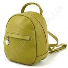 Женский рюкзак из натуральной кожи Borsacomoda 835015
