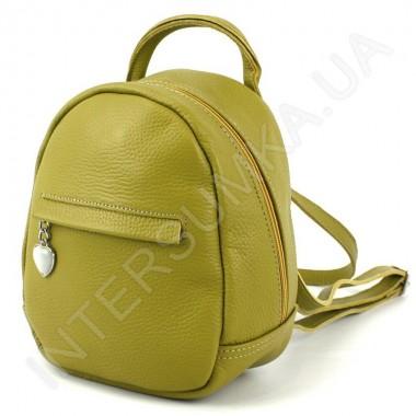 Заказать Женский рюкзак из натуральной кожи Borsacomoda 835015 в Intersumka.ua