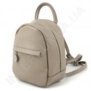 Женский рюкзак из натуральной кожи Borsacomoda 835018